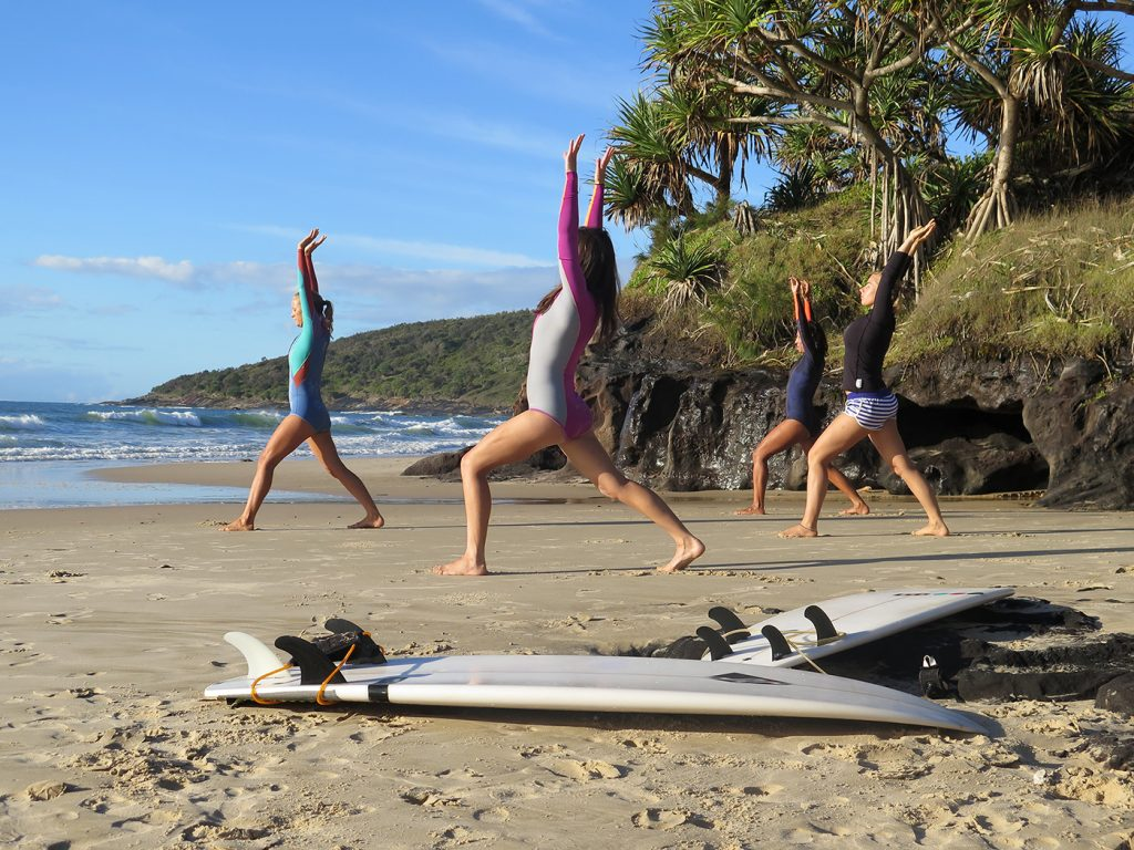 Yamba Yoga Classes