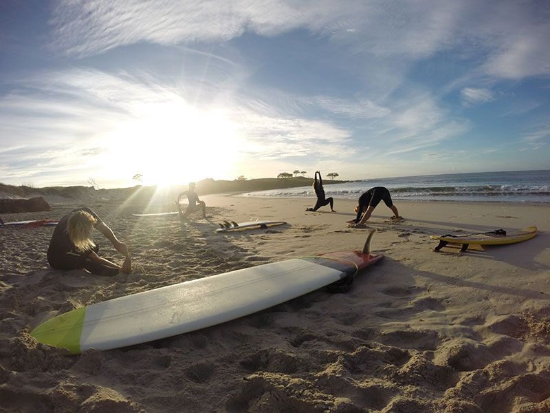 Surf packages