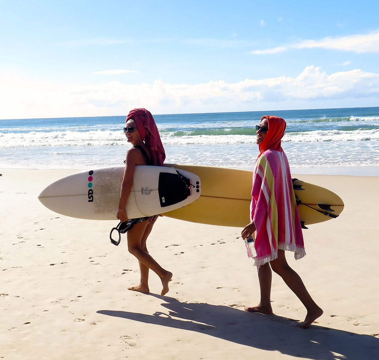 Surf yoga retreats yamba